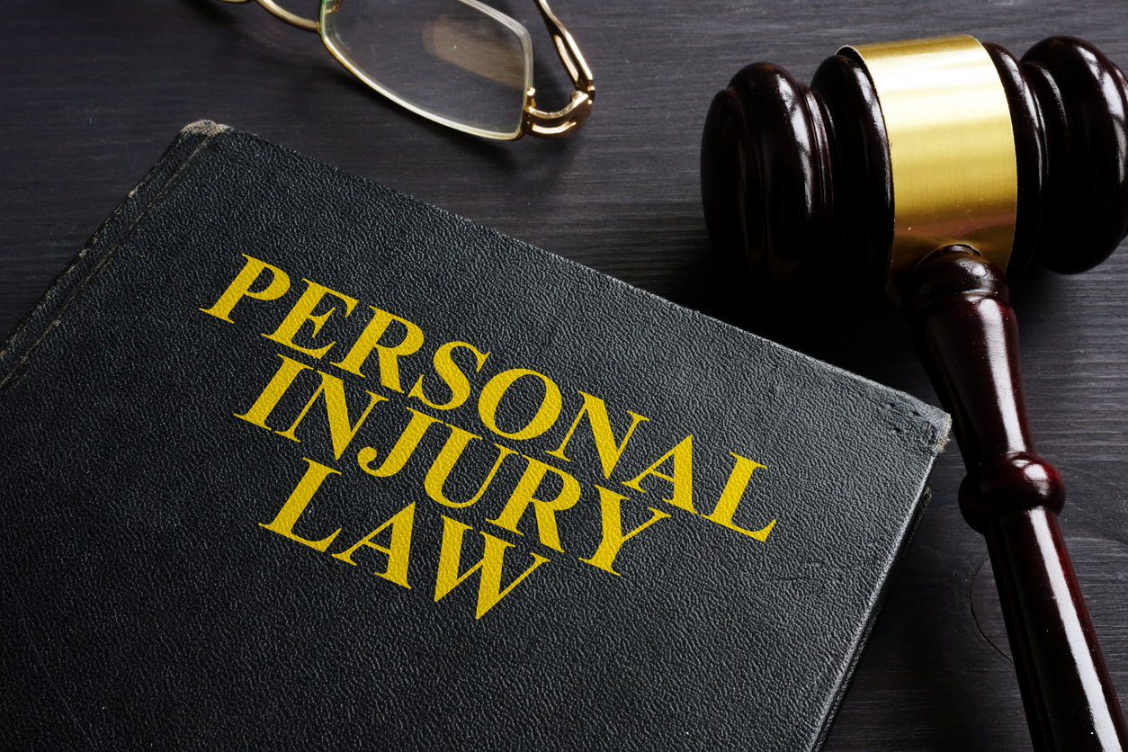 Personal Injury Lawyer.