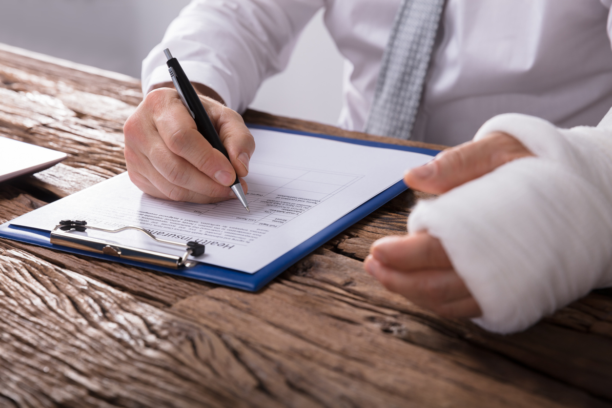 Filing for Disability Benefits